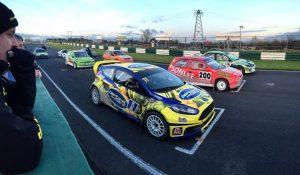 Coyne Takes National Rallycross Title