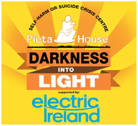 Two weeks left to register for Darkness Into Light events supported by Electric Ireland