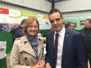 Clune asks the European Commission to strengthen the position of farmers within the food supply chain