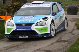 Donagh Kelly Wins Quality Hotels West Cork International Rally Four Years In A Row