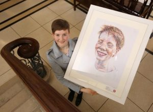 Young Laois Artist To Represent Ireland At major Tokyo Exhibition