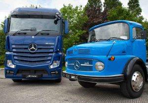 Mercedes-Benz Commercials - Celebrating 50 Years In Ireland