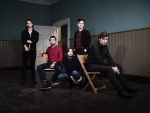 Little Green Cars Live At Source Arts Centre