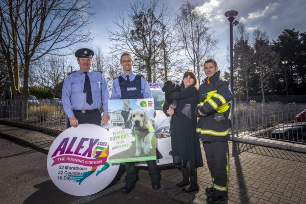 Alex O'Shea Sets Fire To His Biggest Challenge Yet