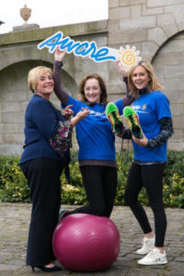 Join Team Aware At The VHI Women's Mini Marathon This June Bank Holiday