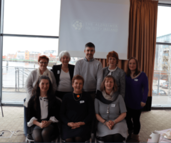 Alzheimer Society Of Ireland Launches Regional Group For Dementia Carers' Advocacy Network In Munster