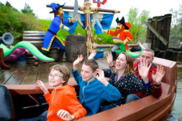 Irish Ferries Unveils Legoland Family Deal