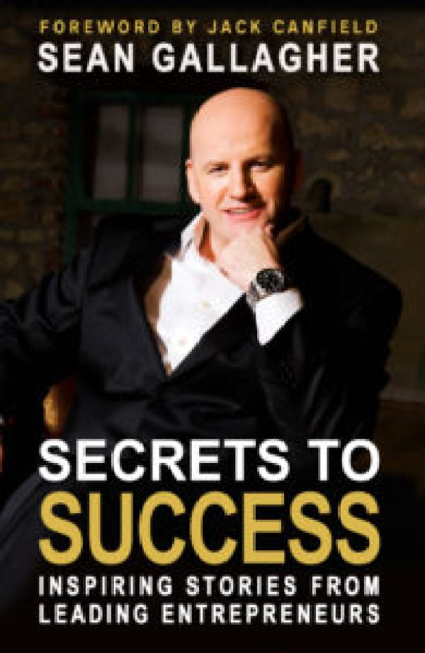 Sean Gallagher Releases His First Book: Secrets To Success