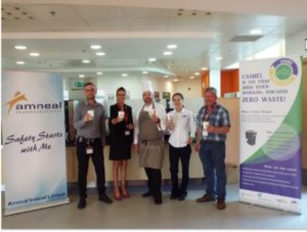 Amneal Cashel Switch To Compostables