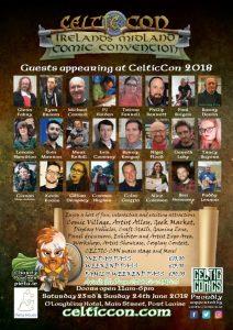 Celtic Comic Convention Laois
