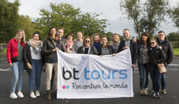 Belgian travel agents check out Tipperary