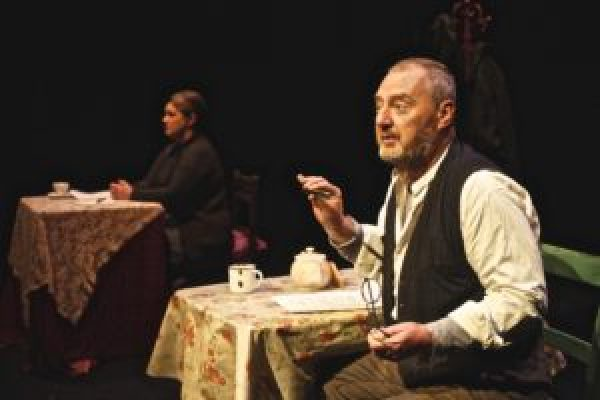 The Matchmaker starring Jon Kenny and Mary McEvoy at The Source Arts Centre Thurles