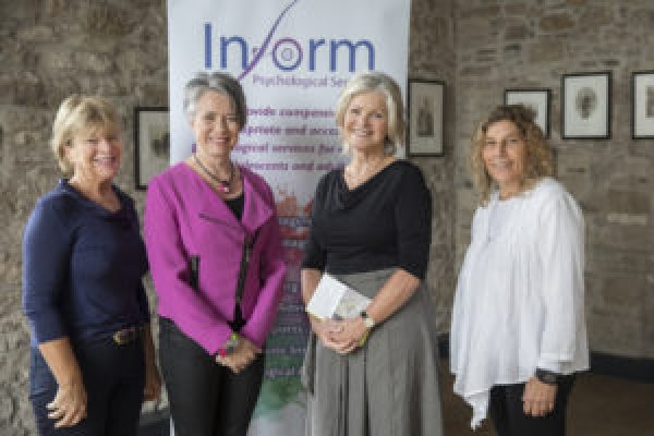"""Inform Psychological Services Launches """"The Inside Track On Mental Health"""" Event To Mark Fifth Anniversary Celebrations"""