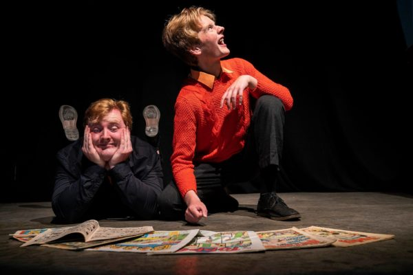 25 years after its first ground breaking tour, Pat McCabe's 'Frank Pig Says Hello' returns to The Source Arts Centre Thurles