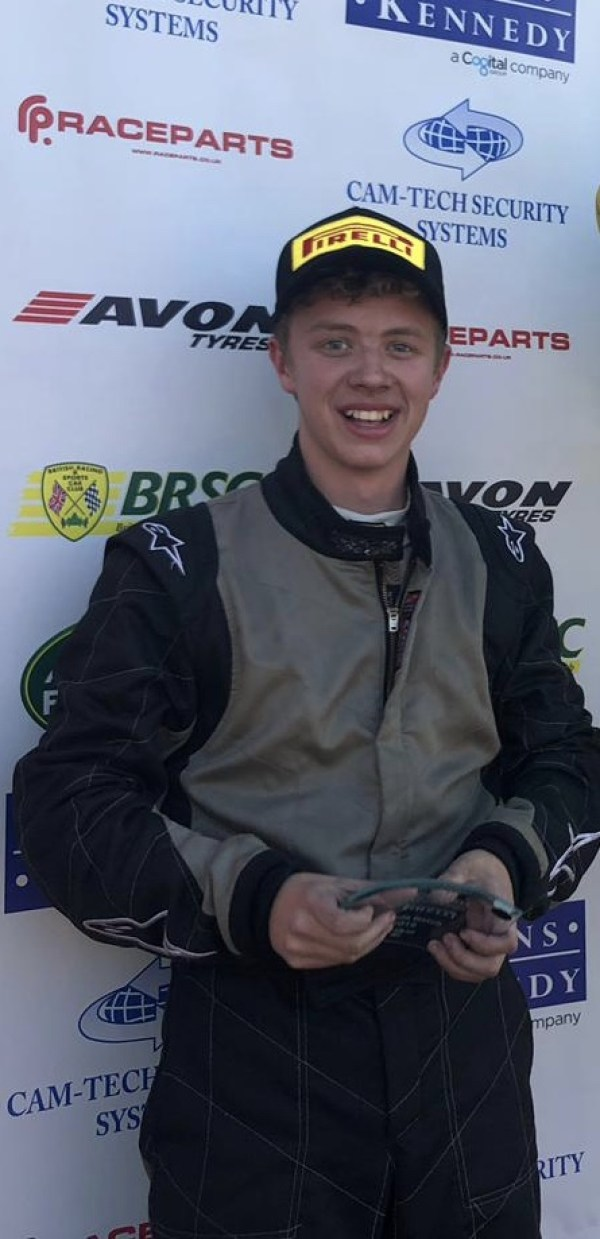 Tipperary Man Named Young Racing Driver Of The Month