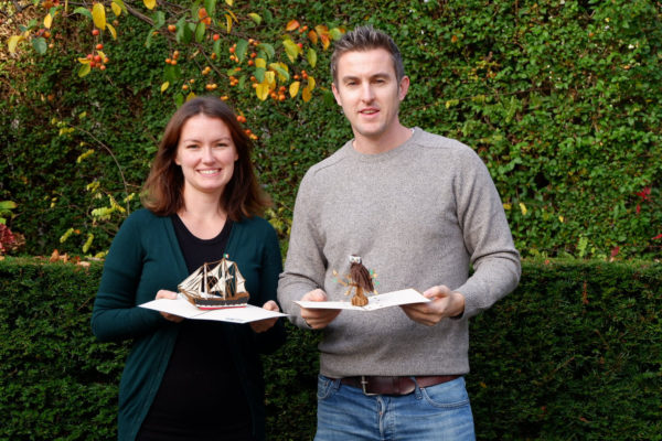 Tipp pop-up card company Paperbear.ie plant themselves in national spotlight at Gifted