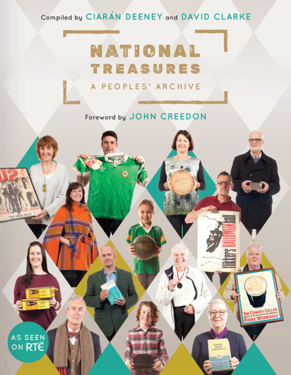Local Tipperary Man Features in new National Treasures Book