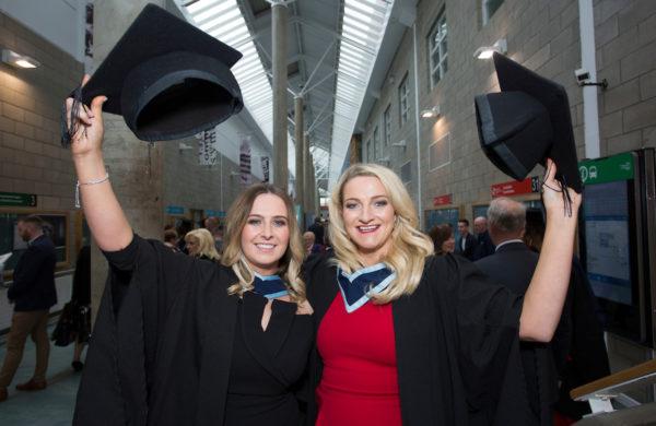 Tipperary Graduates at LIT Conferring Ceremony