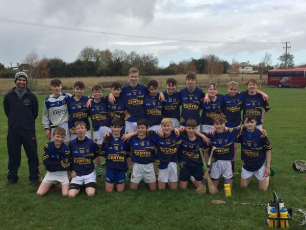 St. Joseph's College Borrisoleigh Music Trip and U15 Hurling Blitz