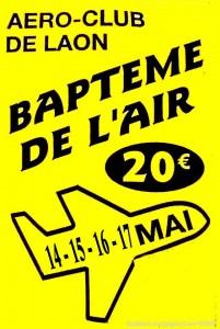 Baptêmes de l'air