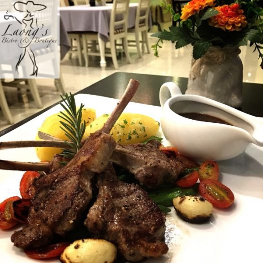 Lamb Cutlet Quartet