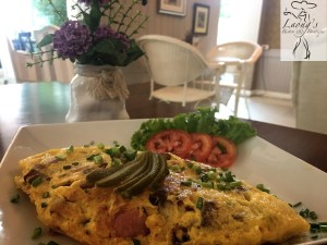The Rustic Omelette