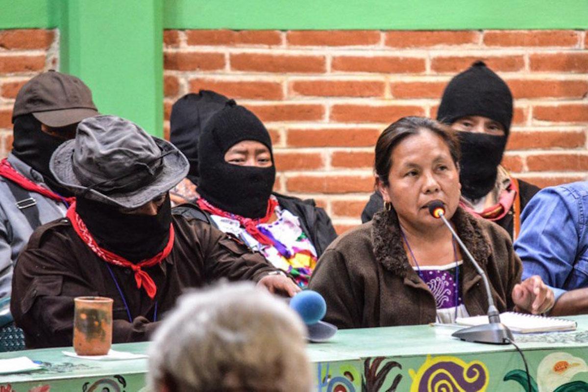 De Marcos, el subcomandante, a Marichuy, la vocera de la tierra