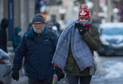 EE.UU: protegen a los más vulnerables por la ola de frío