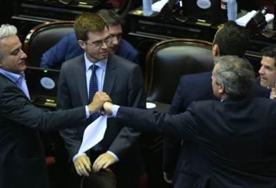Argentina: se aprobó la reforma tributaria en la Cámara de Diputados y será tratada por la Cámara de Senadores