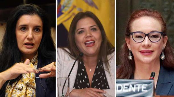 Asamblea de Ecuador se reúne para elegir a la vicepresidenta