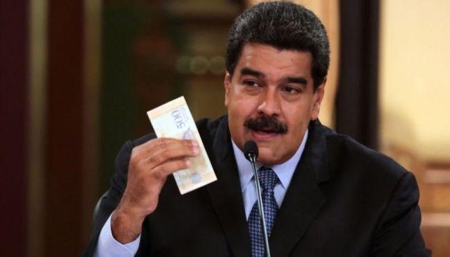 venezuela-maduro-decreto-aumento-salarial-y-debuta-el-bolivar-soberano