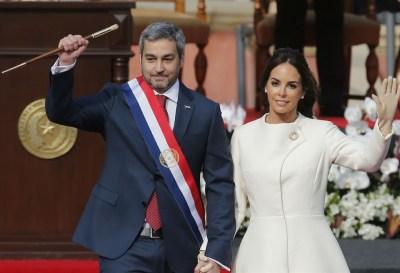 Paraguay: Mario Abdo Benítez asumió hoy la presidencia del país