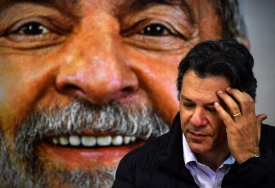 Fernando Haddad y la recomposición del ajedrez electoral en Brasil