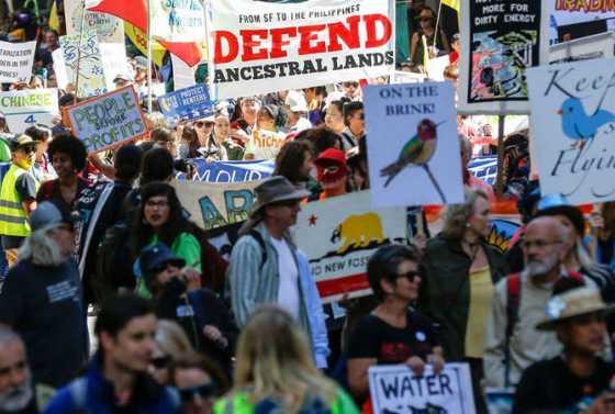 multiples-marchas-contra-el-calentamiento-global