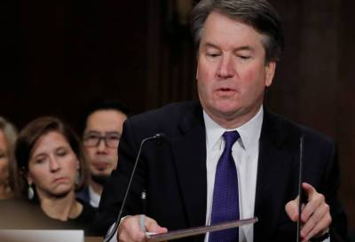 Trump respalda a Kavanaugh ante las acusaciones sobre abuso sexual