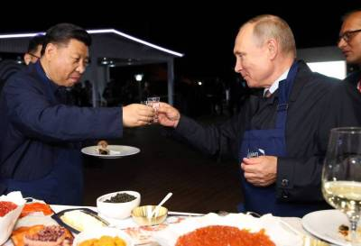 China acude a Rusia para construir un frente contra Trump