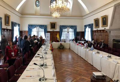 Migrantes venezolanos: autoridades de 12 países se reúnen en Ecuador