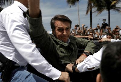 Con el 55% de los votos, Jair Bolsonaro ganó las elecciones en Brasil