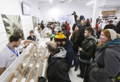 ¿Cómo fue el primer día de la despenalización del cannabis en Canadá?