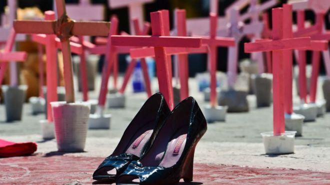 Ecatepec, ya es el centro de los femicidios en México