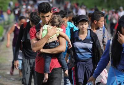Trump toma medidas contra una caravana de migrantes de Centroamérica