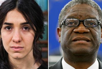 Premio Nobel de la Paz a la lucha contra la violencia sexual