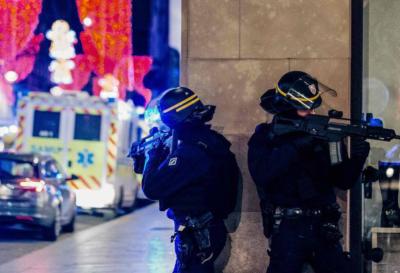 Atentado en Estrasburgo: 3 muertos y más de una decena de heridos