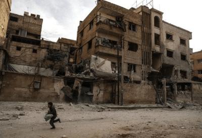 EE.UU firmó el retiro de sus tropas de Siria