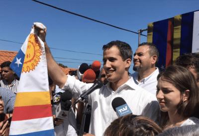 Venezuela: liberaron al presidente de la Asamblea Nacional