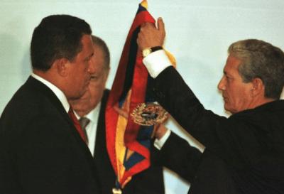 Se cumplieron 20 años de Chavismo en Venezuela