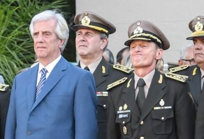 ¿Qué pasa con los militares en Uruguay?