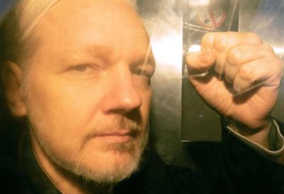 Assange fue condenado y se opone a ser extraditado a EE.UU