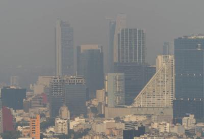 México: tras cuatro días de contaminación extrema activan plan de contingencia