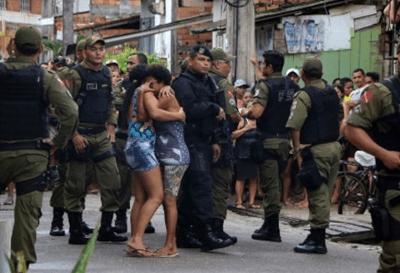 Violencia narco en Brasil dejó 11 muertos